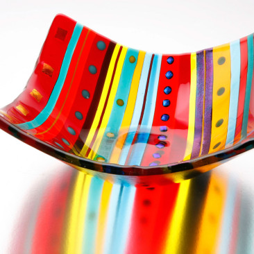 Large Kasbah Stripe Bowl